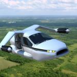 Taxi cu vechicule zburătoare