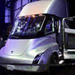 Distribuitor global de alimente vrea 50 de Tesla Semi