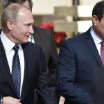 Rusia construiește prima centrală nucleară în Egipt