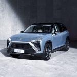 Nio ES8 disponibil în China de luna aceasta