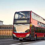Autobuzele londoneze sunt mai ecologice