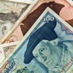 Mărci germane în conturi de economii