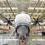 China a lansat cel mai mare hidroavion din lume