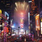 Două milioane de persoane, aşteptate în Times Square de Revelion 2018