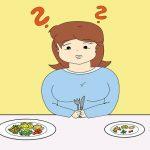 Să mâncăm mai puțin și mai des sau mai mult și rar?