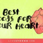 8 alimente potrivite pentru inima ta