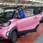 Piața chineză de automobile electrice provoacă surprize
