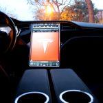 Wev browser-ul de pe Tesla va fi utilizabil după ultima actualizare