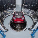 Falcon Heavy de la SpaceX va duce un Tesla în spațiu