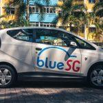 Singapore lansează un program de car sharing cu mașini BlueCars de la Bollore