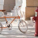 Bicicleta electrică Tsinova Ion