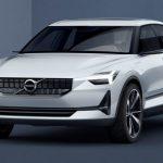 Primul Volvo complet electric va sosi în 2019