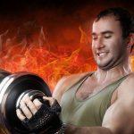 Mușchii trebuie să ardă pentru a crește?