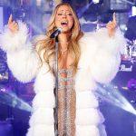 Mariah Carey s-a revansat la petrecerea de Revelion din Times Square, dupa prestatia dezastruoasa de anul trecut