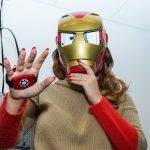 Noua mască Iron Man arată bine