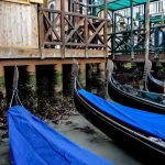 Canalele din Veneţia au secat!