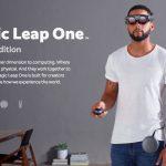 Magic Leap dezvăluie ochelari pentru realitate augmentată