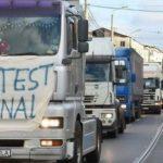 Transportatorii ameninţă cu scumpiri de până la 20% din martie, dacă Guvernul nu le restituie o parte din supraacciza la combustibili