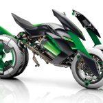Kawasaki prezintă un concept vechi într-un videoclip nou