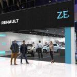 Renault deschide în Suedia primul său showroom doar cu vehicule electrice