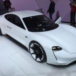 Porsche Mission E va trebui să aibe Turbo Charging