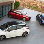 Nissan și partenerii săi au vândut 540.000 de vehicule plug-in