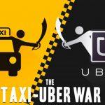 Faptul ca Uber ar fi plătit impozite la stat mai mult ca toate firmele de taxi, e vrăjeală