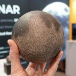 O replică detaliată a lunii ne va ajuta să învățăm despre sateliți naturali
