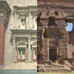 Ochelari VR prezintă splendoarea unui complex de băi romane