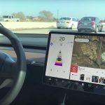 Tesla va actualiza navigația cu informații privind rutele aglomerate