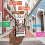 Realitatea augmentata de la Google bazata pe carti de vizita