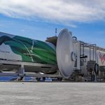 Virgin Hyperloop One are un prototip perfect funcțional