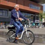 E-bike experimental pentru persoane în vârstă
