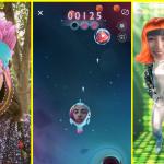Snapchat lansează jocuri cu selfie-uri AR, numite Snappables