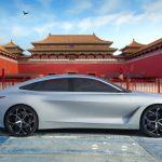 Infiniti anunță o nouă gamă de mașini electrice