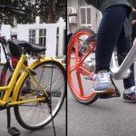 Idee de afacere,  biciclete fără stații de parcare