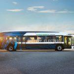Los Angeles primește primul autobuz electric cu două etaje