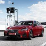 Lexus ar putea adăuga propulsie hibrid în viitor pentru modelele F Sport