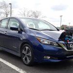 Nissan Leaf 2018 ar putea avea o problemă cu încărcarea rapidă