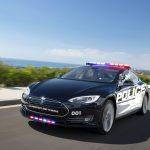 Pentru a prinde vitezomanii, Luxembourg folosește automobile rapide Tesla