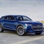 Comenzile pentru Audi e-tron se deschid pe 17 septembrie